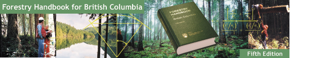 Forestry Handbook for British Columbia